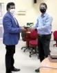 FADNA donates routers to Wayamba Agro Faculty