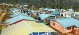 Ragala estate gets 166 new houses