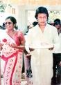 Vijaya – Sri Lankan film actor, playback singer and politician