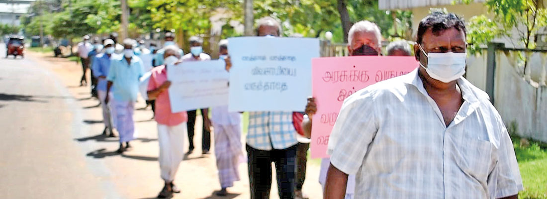 Maha season begins; but farmers are not in the field