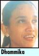 Dhammika Priyadarshani
